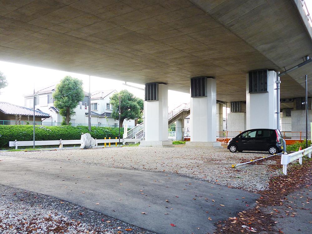 柏田第1駐車場