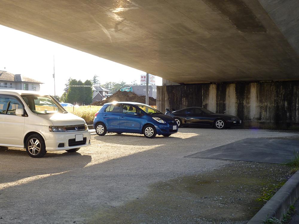 田宮第2駐車場