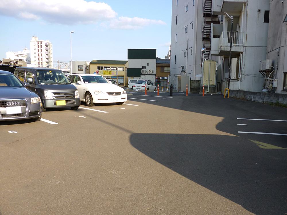 牛久駅かっぱ口第1駐車場