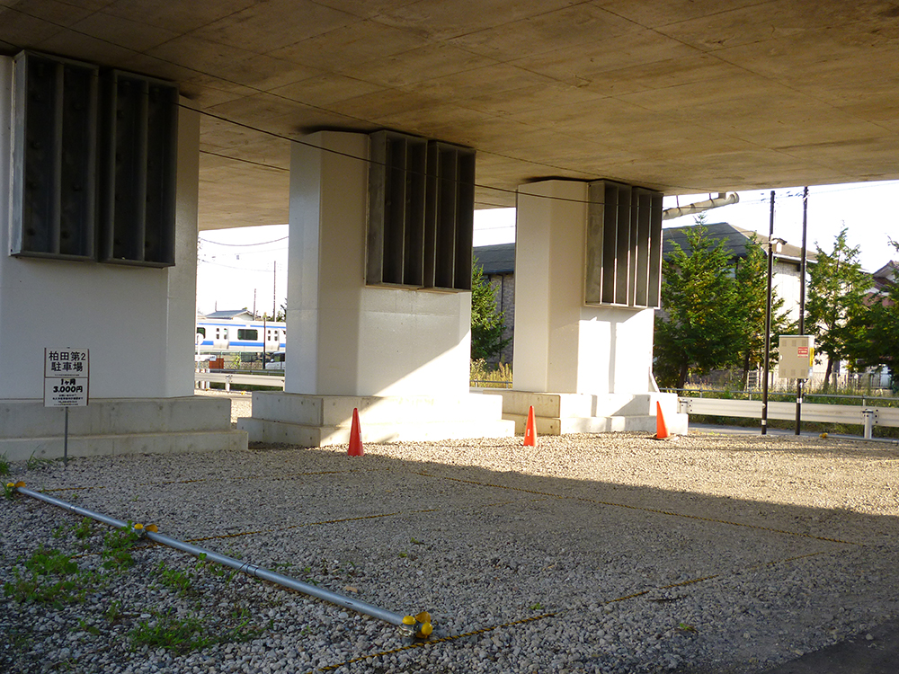 柏田第2駐車場